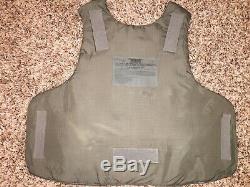 Niveau III Us Army Body Armor Iotv Amélioré Veste Tactique Extérieur Avec Plaques Sapi