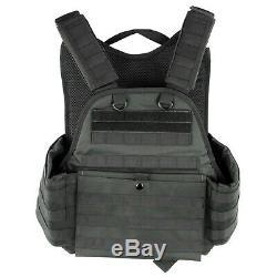Nouveau Niveau IV Bullet Proof Vest Body Armor Tact Out