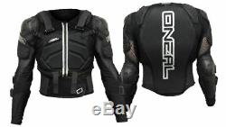 Oneal Underdog III Body Armour Protection Du Dos, Épaule, Coude, Protection Des Épaules 057140