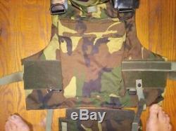 Otan Protection Du Corps Composites Légers (5) Et Les Plaques Nij III Niveau Mou