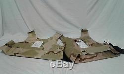 Paca Low Viz Xlr Desert Camo Corps Concealed Armure Gilet 263a-3 Devgru Lvbav Iii-a