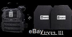Paquet Veritas De Niveau III (par Ar500 Armor) Noir Plus De 20% De Réduction Sur Le Pdsf