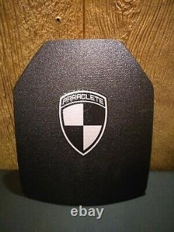 Paraclet Frappe Face Plaque Balistique 10x12 Niveau 3