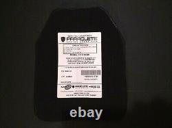 Paraclet Frappe Face Plaque Balistique 8x10 Niveau 3