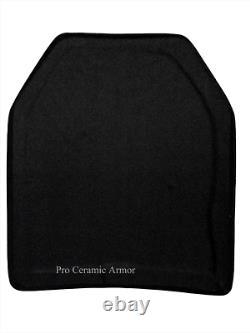 Plaque D'armure Du Corps De Céramique Stand Seul Niveau Iii++ Plus Poids Léger