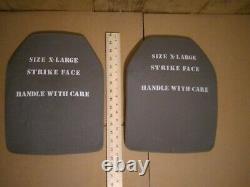 Plaques De Protection Apm2 De X-large Strike Face 7.62mm