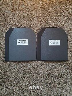 Porte Plaque Ar500 + Esstac Kywi & Niveau III Plaques Multicourbes