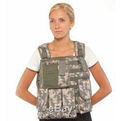 Porte-plaque + 2 Body Armor Plaques Set