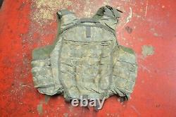 Porte-plaques De Gilet Pare-balles Numérique Army Acu Fabriqué Avec Des Inserts En Kevlar Medium