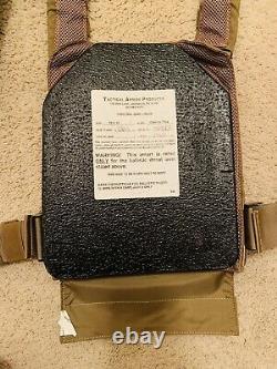 Porte-plaques Shellback Avec Plaques En Céramique