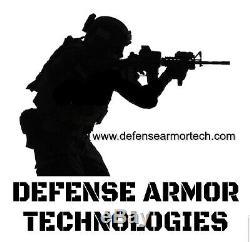 Porte-tan Tactique Ar500 Plaques Commander