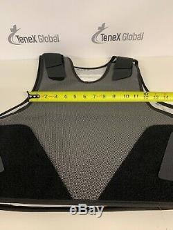 Produits De Protection De Niveau 3 Stab Résistant Body Armor Avec Plaque Bullet Proof S-md