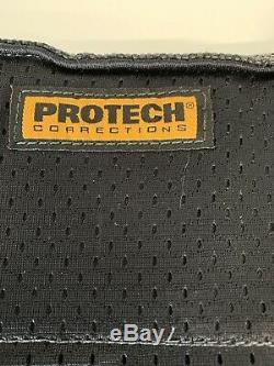 Protech Corrections Grand-xl Niveau 3 Stab Épreuve Corps Armure Gilet Tactique E-9