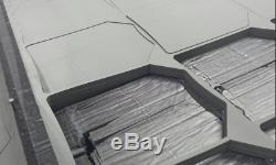 Revêtement De Base En Plaques D'acier Body Armour Ar500, Niveau III - 10x12 & (1)
