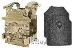 Revêtement De Base Frag De Gilet Pare-balles Ar500 Anti-balle Pour Body Armour - Cdr MC