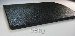 Revêtement De Base Frag Pour Plaques D'acier Body Armor Ar500, Niveau Iii, 10x12-6x6 (4)