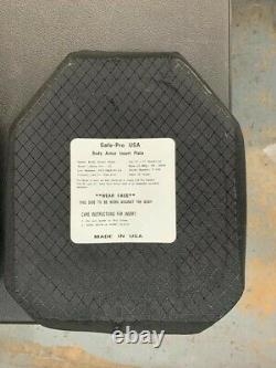 Safe-pro USA Brand New Made In Usa, Niveau III 10 X 12 Plaque D'armure Dure