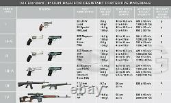 Sapi Balistique Plaque De Fusil Gilet Pare-balles Armure Sac À Dos Composite Ultra Léger 3lbs