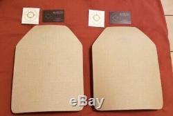 Sapi Plaques Triple Courbe De Niveau III Set ++