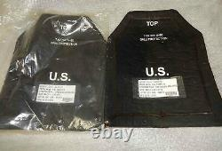 Sapi X-large Armor Plates Military Ceramic Inserts