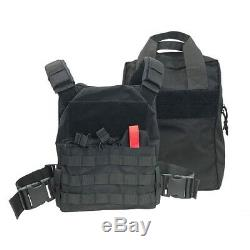 Spartan Ar500 Body Armor Et Sbt Defender Package Shooter Actif