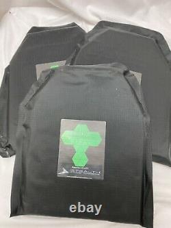 Systèmes D'armure De Stealth Hexar Sa Flex Assortiment De Plaque De Panneau De Niveau 3+ M, L Et XL