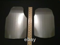 Systèmes De Vélocité Plaques Et Supports Balistiques Titanium Ulv Large