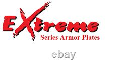 Tactical Scorpion Gear Body Armor Plaques Niveau Iii+ 3 Extreme Pe Size Choice