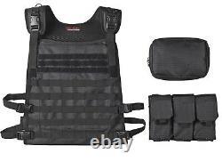Tactical Scorpion Gear Level Iii+ / Ar500 Body Armor Plaques Wildcat Molle Vest