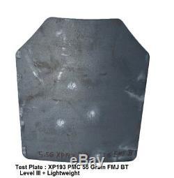 Tactique Scorpion 4pc Niveau III + / Ar500 Gilet Pare-balles 11x14 Gilet Muircat