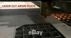 Tactique Scorpion III Niveau De Vitesse Ar500 Corps Armure Paire 11x14 Modifié Courbe