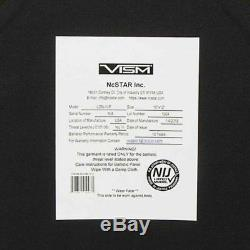 Vism Bnijpc1012 Nij Certified Shooters Cut 10x12 Niveau III + Dur Plaque Balistique
